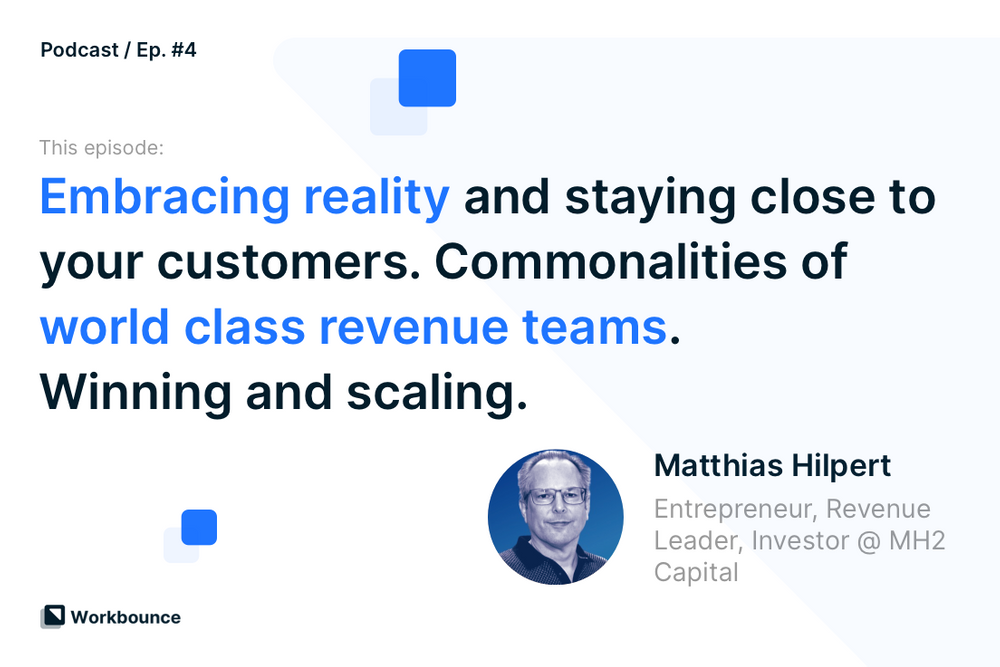 Operator to investor: lessons from both sides of the table with Matthias Hilpert